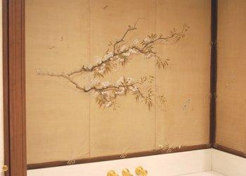 branche de cerisier