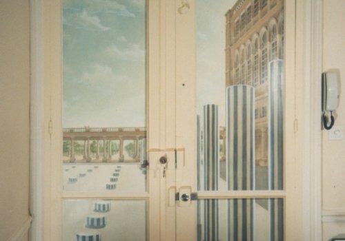 Les colonnes de Daniel Buren