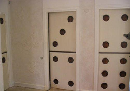 Les dominos décoratifs