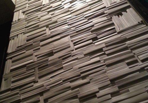 Mur de livres Gallimard